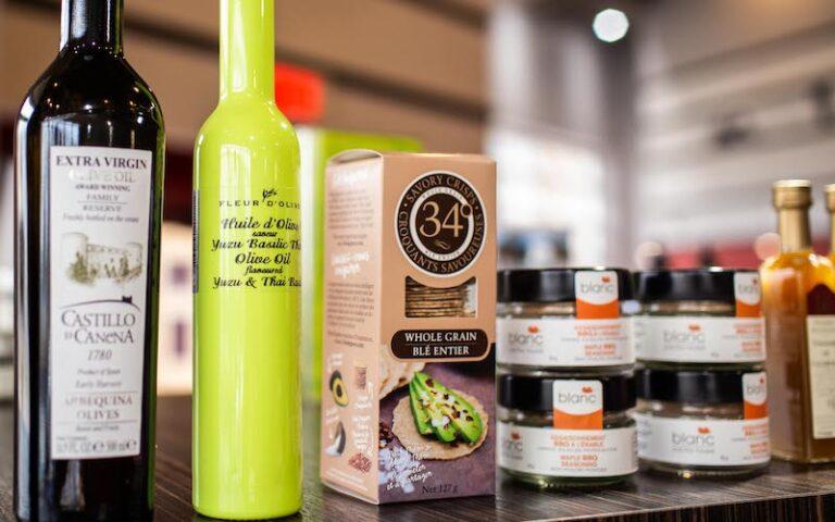 Épicerie fine-Boucherville-huile olive-Le comptoir-huile-vinaigre-2