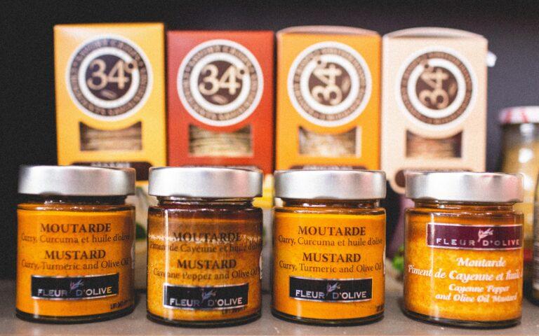 Épicerie fine-Boucherville-moutarde