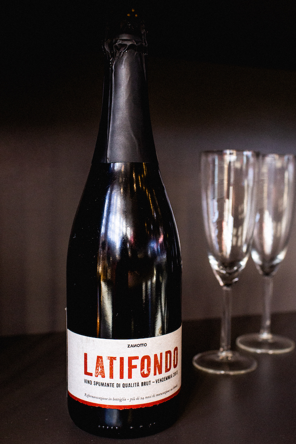 Vin mousseux-Latifondo-Le comptoir-Boucherville